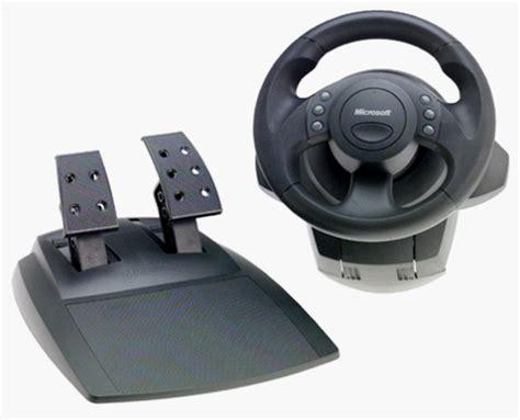 volante microsoft logitech formula gp pc steering wheel
