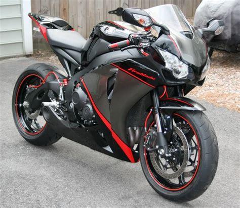Honda Fireblade 1000 Pengguna Sepeda Motor Terus Meningkat