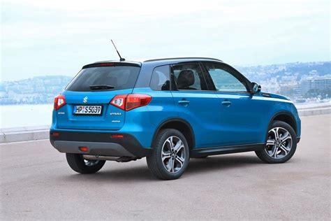 Suzuki Photo Essai Suzuki Vitara 1 6 Ddis Allgrip Diesel 120 Ch