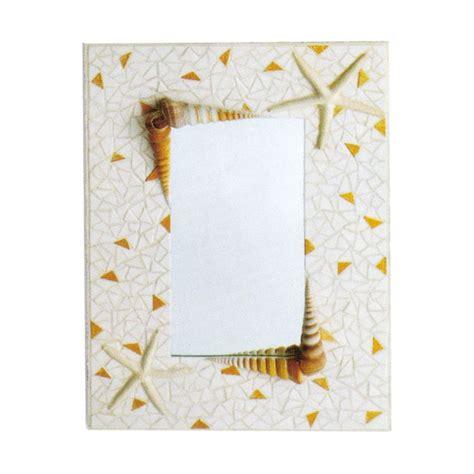 deco maison bord de mer 3301 kit mosaique miroir vacances mosaiktoone maison pratic