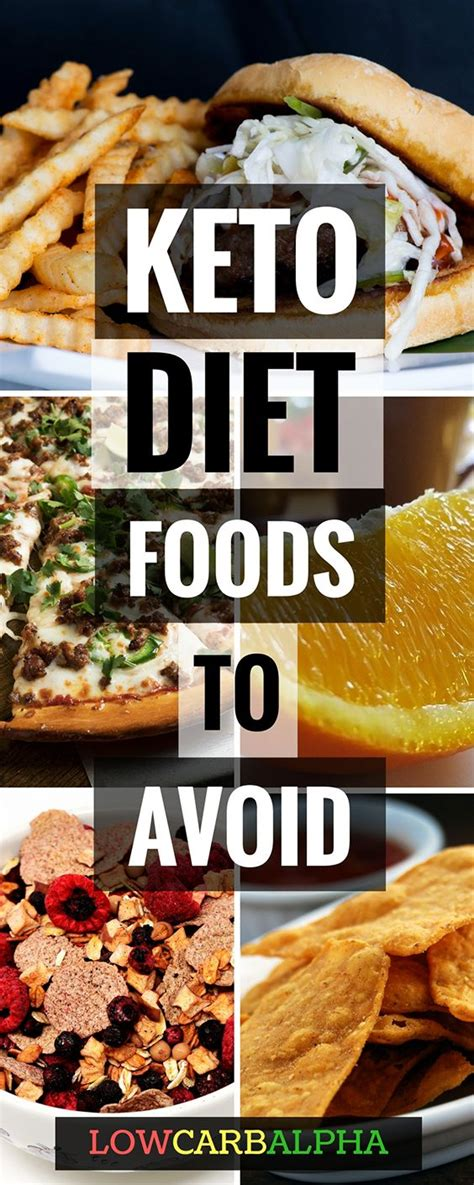 keto diet ketogenic diet foods to avoid what not to eat on keto