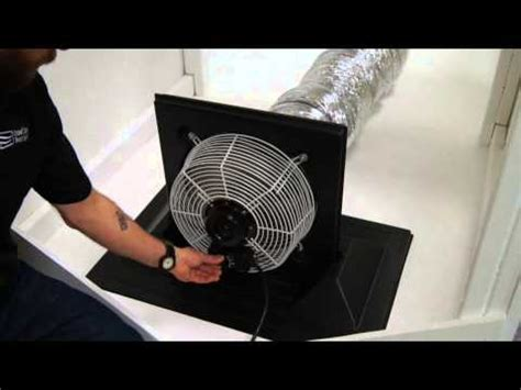 crawl space exhaust fan exhaust fan system crawl space doors