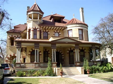 Queen Anne House Style | queen anne architectural styles of america and europe