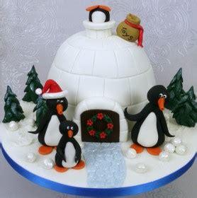 christmas igloo cake paul bradford sugarcraft school