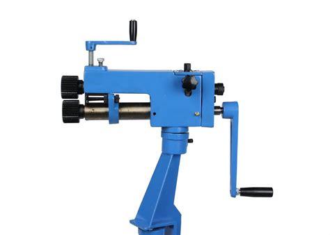 rotary machine bead roller sheet metal forming steel