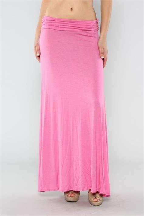 Kbmaxi Lucia Pink pink maxi skirt