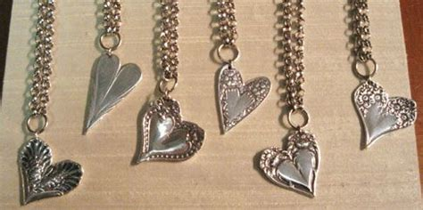 how to make jewelry from silverware 1000 images about jewelry from forks and spoons on