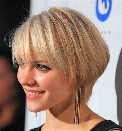 layered bob hairstyles for over 50 front and back view 5 outstanding short layered bob haircuts harvardsol com