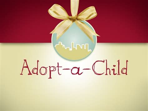 grace church children s ministry blog adopt a child