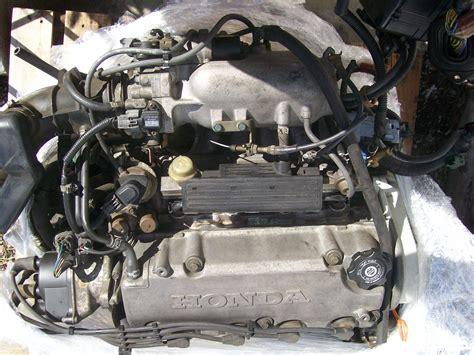 honda d engine