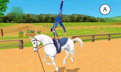 design horse game imagine chion rider 3d nintendo 3ds zavvi com