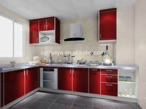 high kitchen cabinet 2014 newest aluminium kitchen cabinet model high gloss