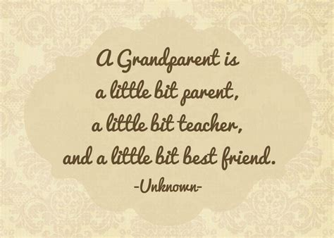 Being Grand Parents by Grandparents Prints Guardian And Grandparents