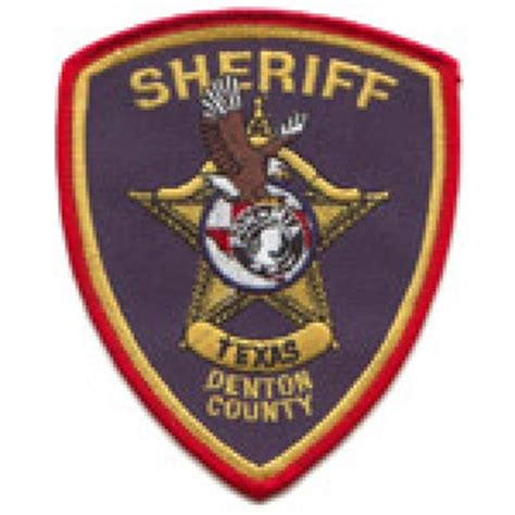 Denton County Sheriff S Office by Sergeant William Keith Thurston Denton County Sheriff S