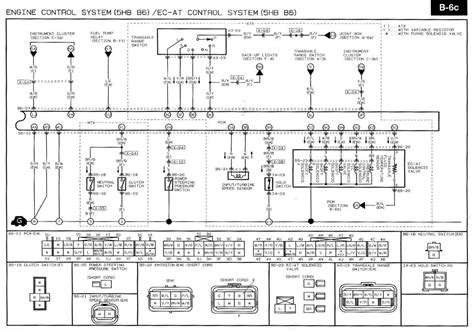 mazda 323 wiring diagram mazda wiring diagram