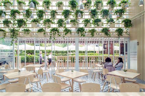 design lab café airy greenhouse cafes greenhouse cafe