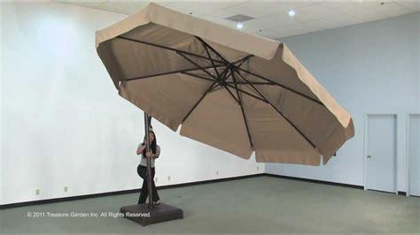 Overhang Patio Umbrella Akz13 Cantilever Umbrella