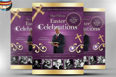 25 church flyer templates for events christmas and