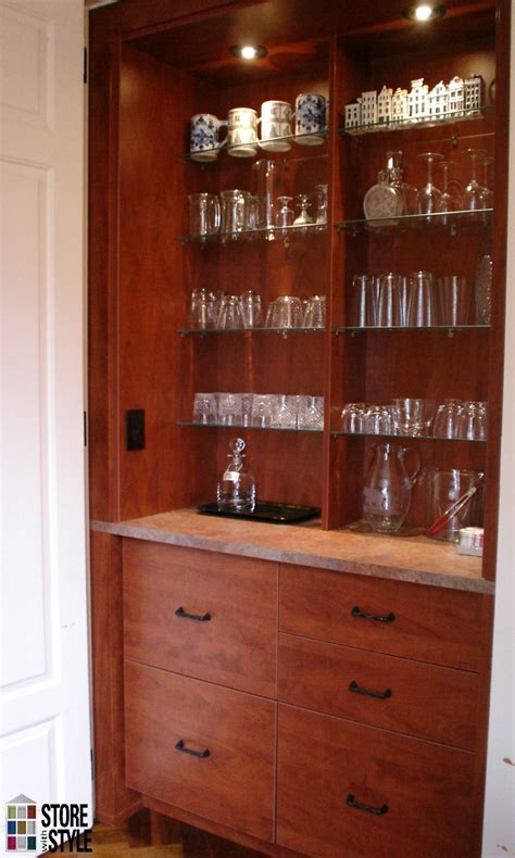 closet bar rooms you use