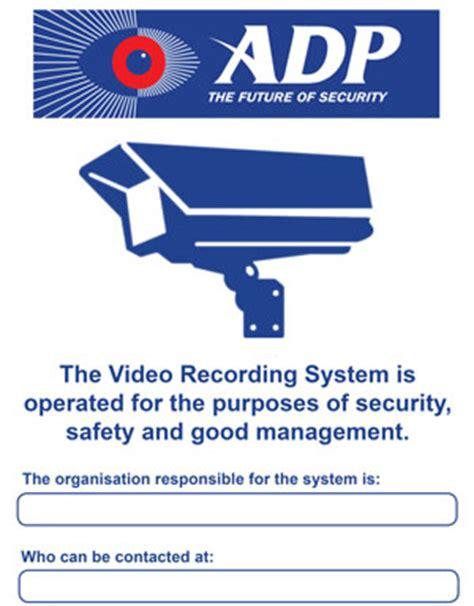 adp security cctv compliance workshops adp security