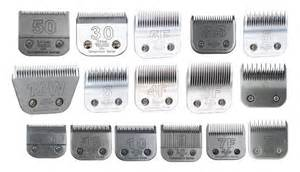 Series clipper blades for dogs dog groomer clipper blade set