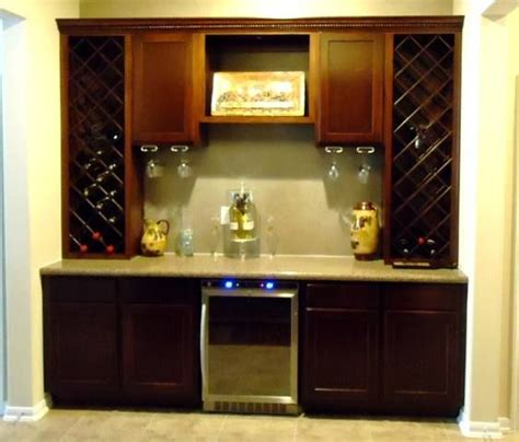 Bar Built In Built In Wine Bars Search Random Home Decor
