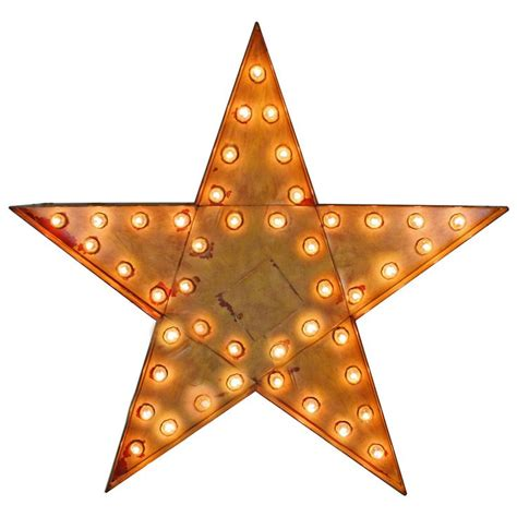 imagenes bonitas otoñales giant lighted flashing star sign circa 1955