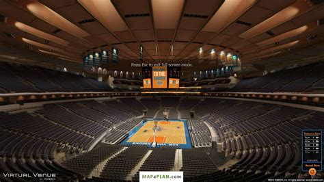 section 217 madison square garden madison square garden seating chart detailed seat