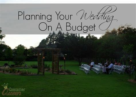 planning a wedding on budget planning your wedding on a budget consumerqueen oklahoma s coupon