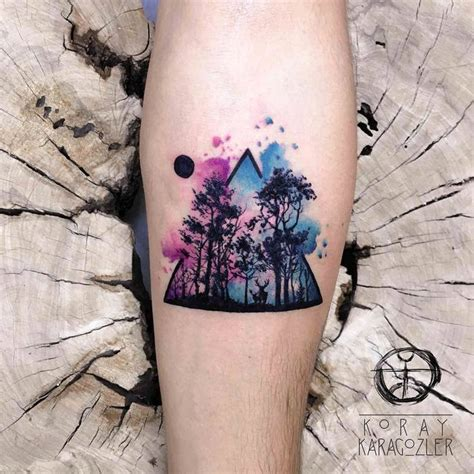 watercolor tattoo niagara watercolor tattoos archives picsmine