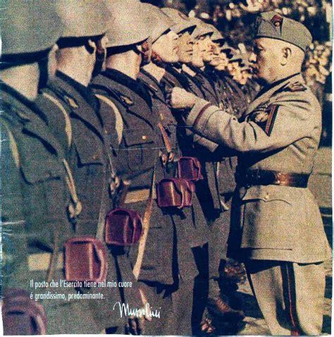 commando supremo mussolini awarding blackshirts comando supremo