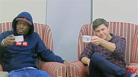 michael che youtube colin jost michael che extended interview youtube