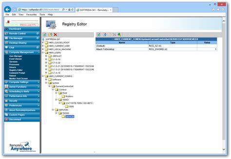 Remotelyanywhere V8 0 605 Server And Workstation Edition Computer Help Desk Software