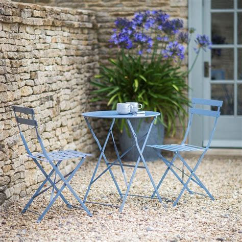 Small Metal Garden Table And Chairs by 25 Best Ideas About Bistro Set On Bistro