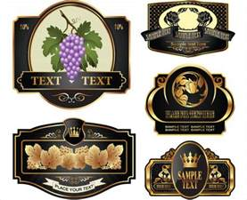 wine bottle label template 8 wine bottle label templates design templates free