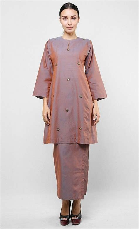 Baju Melayu Baby Johor indian kurung set in multi poya traditional costume indian and stones