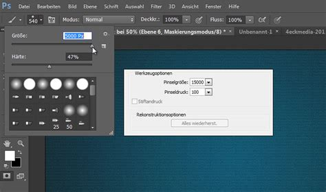 tutorial vektor cs 6 neue funktionen in photoshop cs6 pinsel und