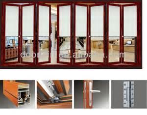 new design white aluminium exterior folding doors buy