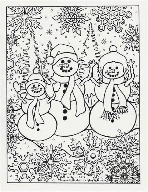 winter coloring pages for adults winter coloring pages for adults cbeo