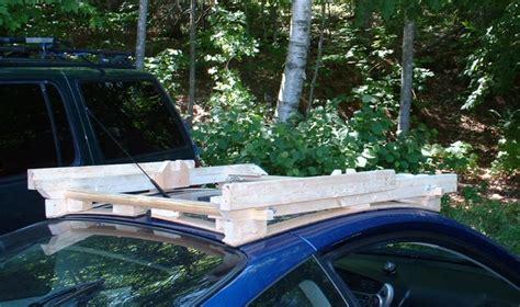 row boat roof rack roof rack for honda insight