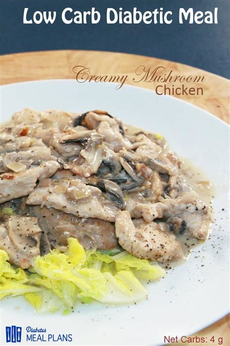 carbohydrates mushrooms cooking class low carb chicken