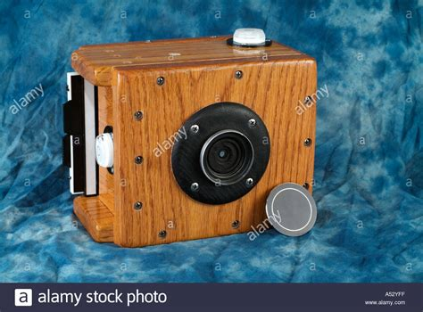 wooden pinhole home made wooden pinhole 4x5 format laser drilled