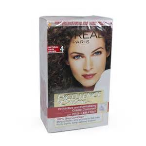 l oreal hair color oreal excellence creme haircolor soft black