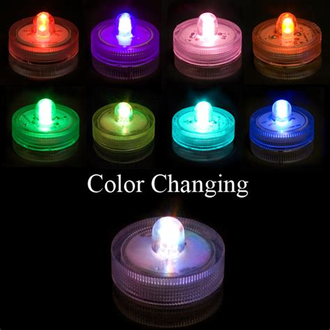 acolyte submersible led light rgb color changing floralyte