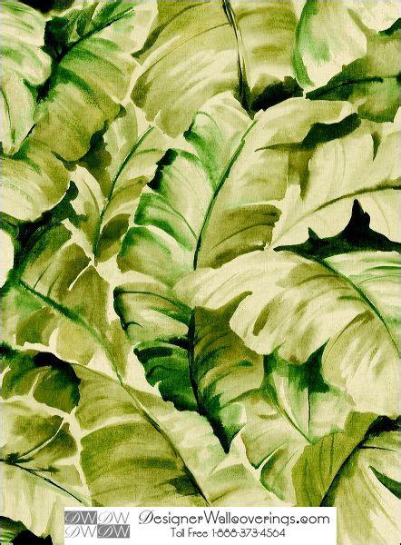 banana tropical wallpaper titos tropical banana leaf wall paper wat 39935 water