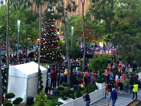 city of melbourne christmas events instinct music