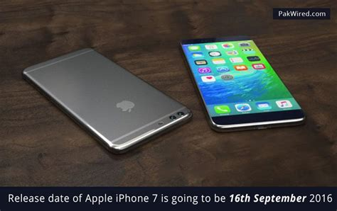 Top Tips On Attending An Iphone Launch by Release Date Of Apple Iphone 7 Is Going To Be 16th