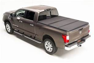 Tonneau Cover With Cargo Management System Nissan Titan 8 Bed 2017 Extang Solid Fold 2 0 Tonneau