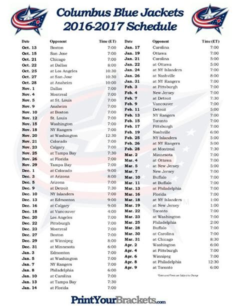 printable new york islanders schedule 86 best images about printable nhl schedules on pinterest