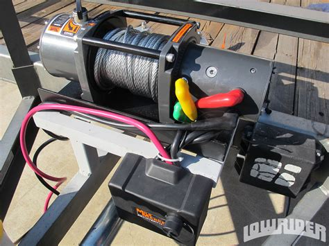 mile marker recovery winches lowrider magazine
